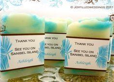 10+Wedding+SOAP+Favors+scented+in+Wild+by+JoyFilledWeddings,+$20.00