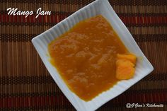 .@gginak Sorry for the delay readers and followers of G'Gina's Kitchenette. Learn more here.. https://gginaflavorspalatte.blogspot.in/2016/10/mango-jam-nopectin.html #Mango Jam #NoPectin #JammyGoodness #Flavoursome