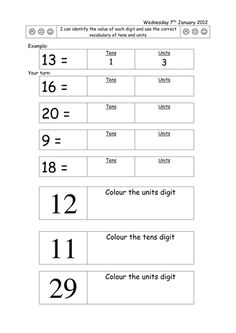 place value images place value with mab blocks education is fun pinterest place. Black Bedroom Furniture Sets. Home Design Ideas