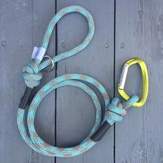 The #BOARDWALK 5ft climbing rope leash with easy-secure strength carabiner. The perfect reminder that its okay to take half days when the sun is shining .... Get outdoors  #doglead #dogleash #leash #pet #dogsofinstagram #lovecranbery #adventure by lovecranbery