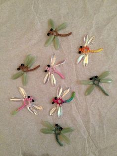 Knot Enough: Dragonflies for Tat Days