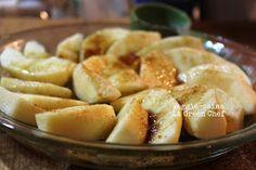 Veggie-ssima: Tarte tatin di mele rosse semi di canapa e cannella...una crostata capovolta!