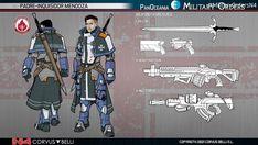 Logo Infinity, Infinity Art, Corvus Belli Infinity, Stunt Doubles, Future Soldier, Tough Guy, Mendoza, Beast, Sci Fi