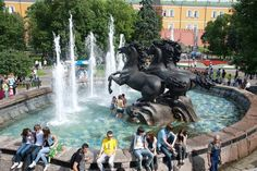 free things 40775-Moscow [Alexander Garden], by Xiquinho Silva. CC BY 2.0