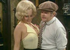 Diana Darvey and Benny Hill