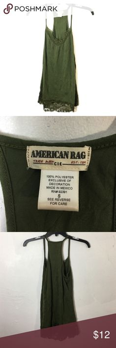 American rag tank top for sale! American rag tank top for sale! Barley worn. American Rag Tops Tank Tops