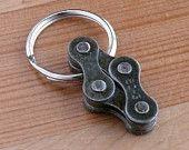 A cyclist I know needs a new keyring . . . !