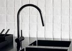 black kitchen faucets - Google Search