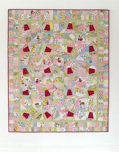Thimbles Quilt Pattern PDF Quilt Patterns by KarenGriskaQuilts