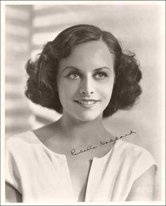 Picture of Paulette Goddard -1930's