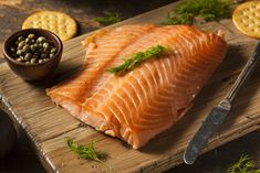 Need a last minute item for a meal or a party? Wild Alaskan smoked salmon is a great addition to any table. 22 oz of Alaska's finest smoked salmon sampler. Includes sockeye, peppered sockeye and pink. Best Smoked Salmon, Smoked Salmon Recipes, Chorizo, Salmon Rosado, Best Meats To Smoke, Raw Beets, Fish And Chip Shop, Sockeye Salmon, Smoked Beef