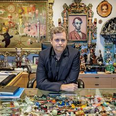 CEO of Nike Mark Parker