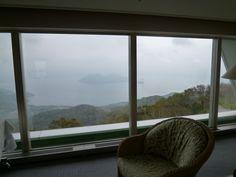 "Camera di ""The Windsor Hotel TOYA"", Toyako-Onsen(Terme), Hokkaido Japan"