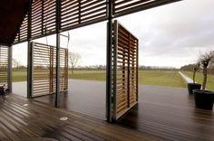 architectuur hout