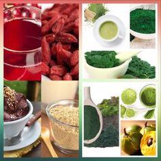 10 Alimentos Fantásticos. Como Usá-los.