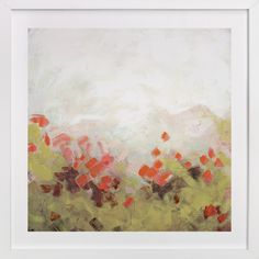 """Cosmos Garden"" by Lorent and Leif in beautiful frame options and a variety of sizes."