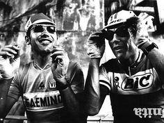 Merckx & Jan Janssen 1970