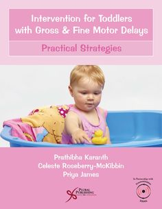 Intervention for Toddlers with Gross and Fine Motor Delays Intervention Specialist, Early Intervention, Motor Activities, Activities For Kids, Activities Of Daily Living, Sensory Stimulation, Developmental Disabilities, Sensory Integration, Gross Motor Skills
