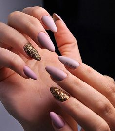 Beautiful and amazing oval nails images for your pleasure. Discover top 55 extraordinary ideas to fashion your nails with style. Manicure 2017, Pink Manicure, Pink Nail Art, Cool Nail Art, Pink Nails, Nails 2016, Cute Almond Nails, Cute Nails, Pretty Nails
