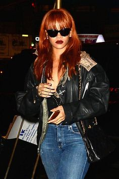 The Power of Nonchalant Hair: How to Pull Off a Leather Jacket Like an Icon