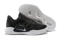 68e99acb1392 Nike Hyperdunk X Low EP 2018 Black White Basketball Shoes