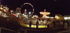 Panorama of the 2012 Big Island Farm Fair