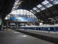 Argentina - Estación Retiro - Buenos Aires
