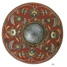 Ottoman kalkan shield