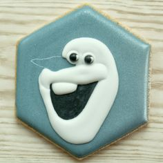 Frozen Cookies Tutorial Part One: Olaf