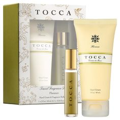 Florence Travel Fragrance Duo - Tocca Beauty | Sephora