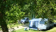 Camping, France, Campsite, Campers, Tent Camping, Rv Camping, French