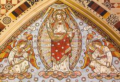 Christ Is Risen, Pentecost, Holy Ghost, London Photos, Art Themes, Christian Art, Roman Catholic, All Saints, Holy Spirit
