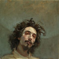 "Contemporary Painting - ""Kyle's Glory"" (Original Art from Sandra Flood)"