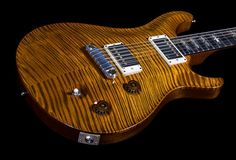 Paul Reed Smith Private Stock McCarty - There's nothing quite like perfection. And nothing better than having your new Private Stock PRS handed to you by Mr. Smith (in charcoal black sunburst)