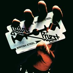 """""""Breaking the Law"""" by Judas Priest was added to my Run like Hell playlist on Spotify"""