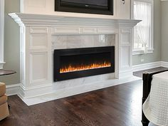 Napoleon Allure 60 Wall Hanging Electric Fireplace