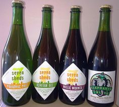 Seven Sheds prize winning home brewer has over 20 years experience and is focused on using fresh local tasmanian hops, honeys and malts.