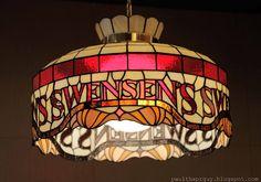 swensen's ice cream lamp