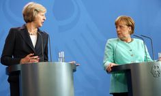 Angela Merkel Backs Theresa Mays Plan Not To Trigger Brexit This Year    May and Merkel give a joint press conference in Berlin. Photograph: Adam Berry/Getty Images  The German chancellorAngela Merkel has backed Theresa Mays decision to wait until next year before starting the formal process of leaving the EU despite pressure from others in Europe for a speedier exit.  After theirfirst meeting in Berlin Merkel gave support to the new prime minister saying it was right and necessary for…