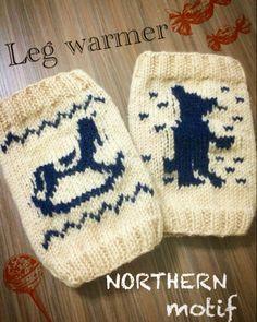 Leg warmer for kids