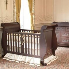 Ababy Specials - Chelsea Baby Furniture Collection - Gorgeous relief carvings and sophisticated hand distressed finishes create a look of absolute glamour. The Chelsea Baby Collection is by far, the pinnacle of design, quality, and Victorian beauty.
