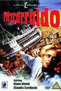 Fitzcarraldo  - Werner Herzog, Director.  Finally watched this one.  It's been on my list for eons.  Quite an amazing film.  So excited that Herzog will be at the @IU Cinema - this September.  02012.07.08