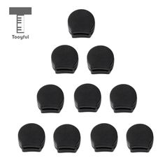 Tooyful 10 Pieces Rubber Oboe Clarinet Clarinetto Thumb Rest Cushion Finger Cover Comfort Pretector for Playing Practice. Yesterday's price: US $8.74 (7.68 EUR). Today's price: US $8.74 (7.68 EUR). Discount: 36%.
