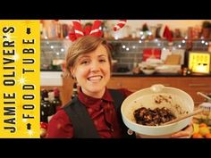 My Drunk Kitchen's Christmas Cake Chaos - YouTube