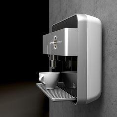 pearl creative wmf design study coffee maker: – Home Coffee Cofee Machine, Coffee Machine Design, Espresso Machine, Innovation Design, Best Coffee Maker, Drinking Fountain, Water Dispenser, Kitchen Gadgets, Kitchenware