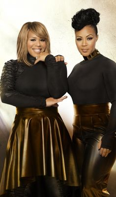 Mary Mary -  My type of Gospel Singers!!! I just can't get enough of their music! <3 them! @ImEricaCampbell #MaryMary