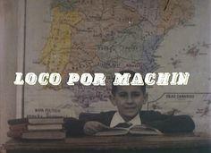 Loco por Machín (1971) España. Dir.: José Luis García Sánchez. Curtametraxe. Comedia - DVD CINE 1923