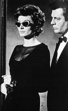 """Fellini's """"La Dolce Vita"""", 1960"""
