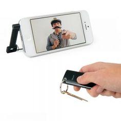 Télécommande Shutrr déclencheur photo pour smartphones