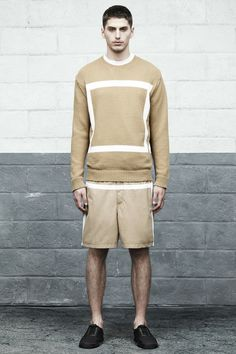T by Alexander Wang Spring 2014 Menswear Collection Slideshow on Style.com